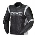 RS-Taichi Team Leather Mesh Jacket RSJ818